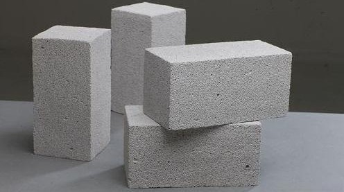 Autoclaved aerated concrete (AAC) - Aceton
